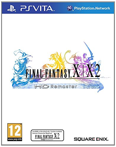 Square Enix Final Fantasy X/X2 HD Remaster for PS Vita - 2