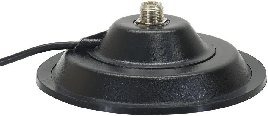 Soporte magnético para Antena CB PNI 145/PL, 145 mm, Cable RG58 de 4 my Conector PL259