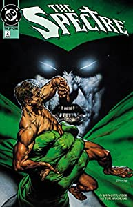 The Spectre (1992-) #2