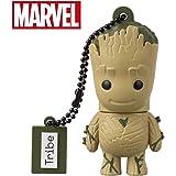 USB Flash Drive 32GB Marvel Guardians of the Galaxy Groot. USB Memory Stick - Pen Drive Marvel, Tribe FD035702