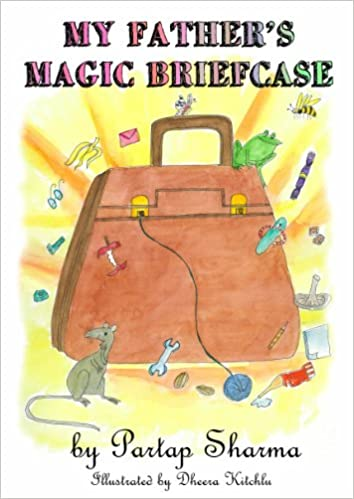 MY FATHER'S MAGIC BRIEFCASE