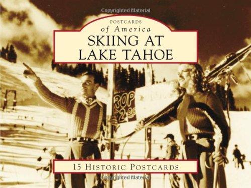 Skiing at Lake Tahoe (Postcards of America) ePub fb2 ebook