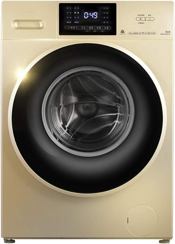 8キロ洗濯機ドラム自動周波数制御APPインテリジェントフルタッチ洗濯ケアウォッシュ