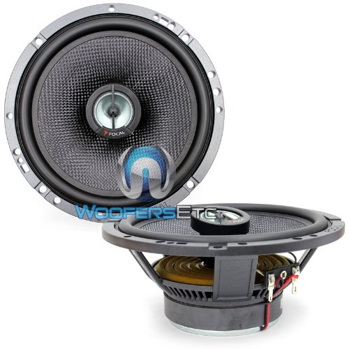 (Focal 165CA1 SG 2-Way 6.5-inch Coaxial Speaker Pair )