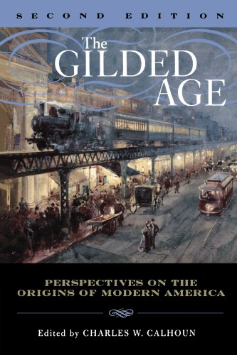 Book cover from The Gilded Age: Perspectives on the Origins of Modern Americaby J. G. Ballard