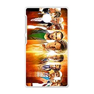 Doctor who Phone Case for Nokia Lumia X