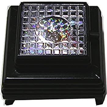 Amazon Display Base LED Lighted 40 LED Colored Crystal Glass Impressive Lighted Display Stand For Glass Art
