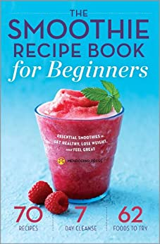 Smoothie Recipe Book Beginners Essential ebook product image