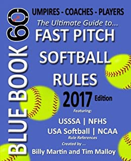 2017 nfhs softball rules by topic national federation of state bluebook 60 fastpitch softball rules 2017 the ultimate guide to ncaa fandeluxe Image collections