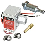 87 nova fuel pump - Facet FEP42SV Cube Electric Fuel Pump 1.5-4 Psi, Includes Clamps/Fittings/Filter