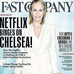 Audible Fast Company, May 2016