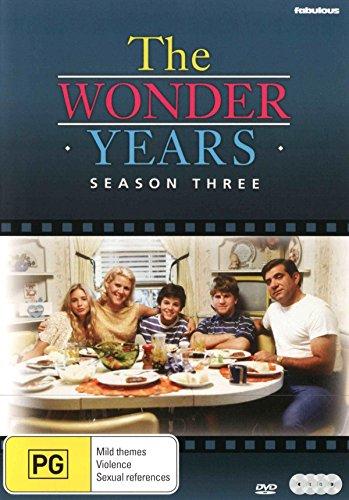 The Wonder Years - Season 3 [NON-USA Format / Region 4 Import - Australia] (Wonder Years Dvd Season 4)