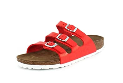 4fa4015087e Birkenstock Womens Florida Slide Sandal