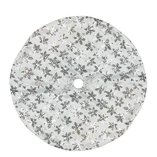 White Pattern Snowflake - Northlight 20