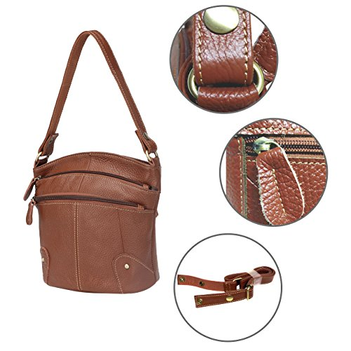 Pu Messenger Fashion Tote Woman Leather Bag Coffee Vintage Bags Shoulder Cross Shoulder Dark Purse Blue body UzwAPYPq1n