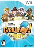 National Geographic Challenge - Nintendo Wii