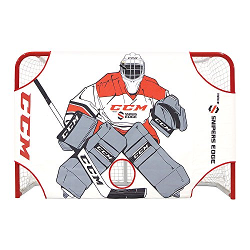 CCM Powered by Sniper's Edge Hockey Ultimate (Ccm Hockey Goalie)