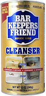 product image for Bar Keepers Friend All-Purpose Cleaner & Polish 12 oz (Pack of 6)