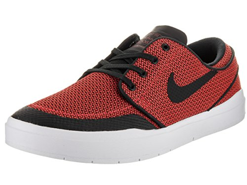 - Nike Men's Stefan Janoski Hyperfeel Xt Max Orange/Black Ankle-High Skateboarding Shoe - 11M