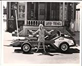 Vintage Photograph of Vox Mobile Little Things Flower Power by George Barris Original 35 + years old