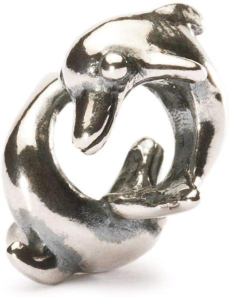Moda Trollbeads Delfini Giocosi TAGBE-00233