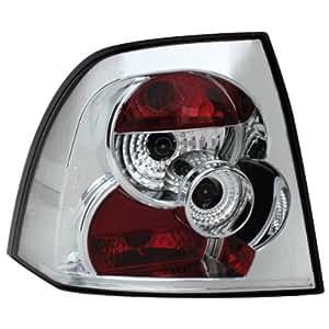 Dectane RO13 - Faros traseros para Opel Vectra B 99-04.02, transparente