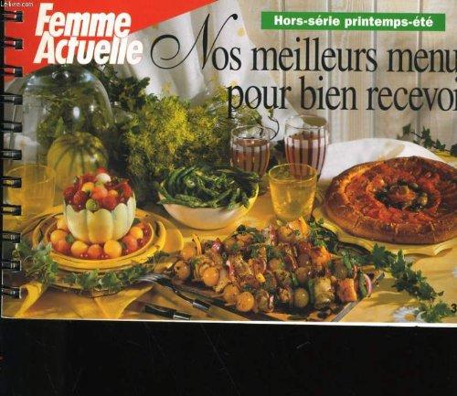 Amazon Fr Femme Actuelle Nos Meilleurs Menus Pour Bien