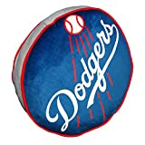 The Northwest Company Los Angeles Dodgers MLB 15in Cloud Travel Pillow