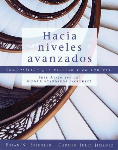 Bundle: Hacia niveles avanzados: Composicion por proceso y en contexto (with Text Audio CD) + Merriam-Webster's Spanish-