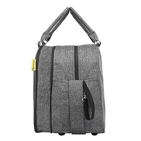 Badabulle Weekend Changing bag Black