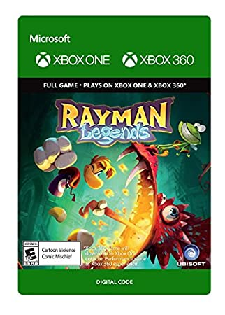 Rayman Legends - Xbox 360 / Xbox One [Digital Code]