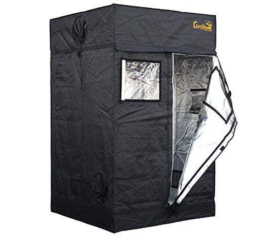 Gorilla Grow Tent, 4 by 4-Feet