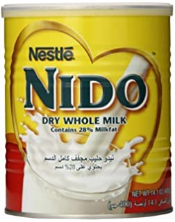 Nestle Nido Instant Milk Powder, 400 g, 14 Ounce by Nestle