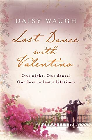 book cover of Last Dance with Valentino