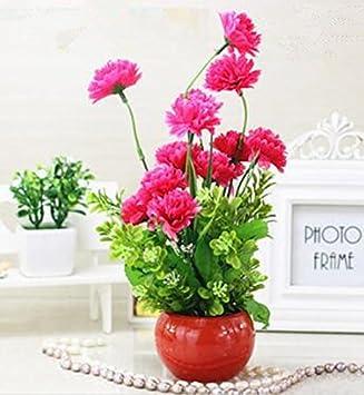 Huahongliulv Künstliche Pflanze, Topf Pflanzen, Pflanzen, Bonsai, Pflanzen, Blumen  Topf,