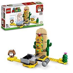 LEGO Super Mario Marghibruco del Deserto - Pack di Espansione, Giocattolo, Set di Costruzioni, 71363  LEGO
