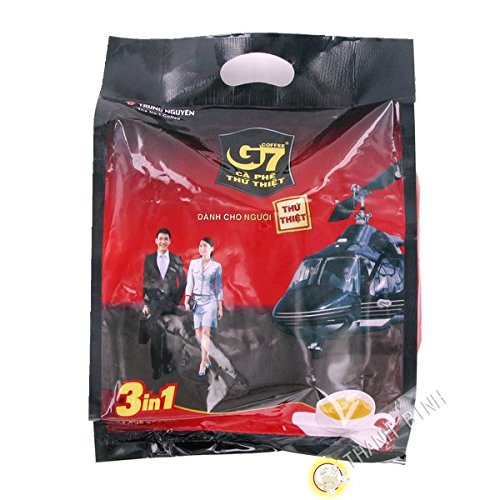 G7 3 Instant Coffee Sachets product image