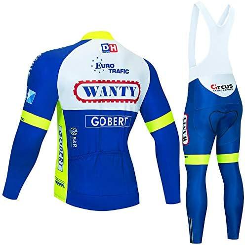 STEPANZU Maillot Cyclisme Homme Manche Courte+Cuissard 3D Gel Coussin VTT Combinaison V/élo Respirant S/échage Rapide Combinaison de Cycliste