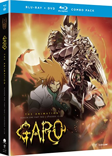 Garo the Animation: Season One, Part Two (Blu-ray/DVD Combo)