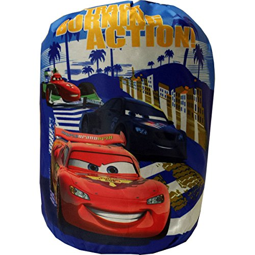 Disney Cars 2 Mater Grand Prix Sleeping Slumber Bag ()