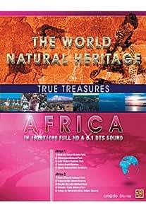 True Treasures/World Natural Heritage 4: Africa [Blu-ray]