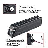 Wallen Power Ebike Battery 24V 36V 48V 10AH 13AH