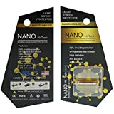 Ewadoo Nano Liquid Glass Screen Protector,Anti-Scratch/ 9H Hardness/ High Definition/ Invisible Protectors for Galaxy Note 8 S8 S9 for iphone X 8 7 6plus for Tablet - Retail Packaging
