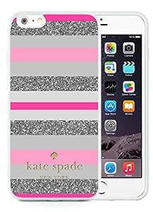 Newest iPhone 6 Plus/iPhone 6S Plus 5.5 Inch Case ,Kate Spade 164 White iPhone 6 Plus/iPhone 6S Plus 5.5 Inch Screen Case Unique And Durable Custom Designed Cover Case