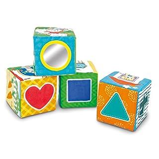 Small World Toys Animal Pals Soft Blocks