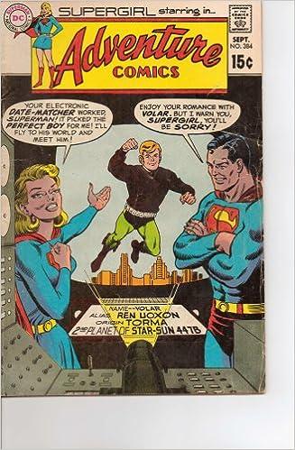 Amazon com: Adventure Comics, #384: DC Comics: Books