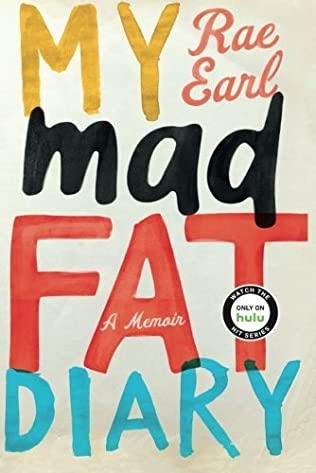 book cover of My Mad Fat Diary