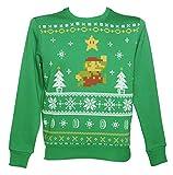 Super Mario Weihnachtspulli