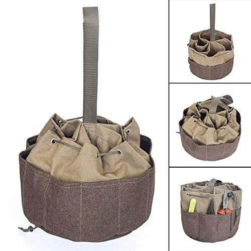 Daily Hardware Multifunctional Tools Bag Package Electrician Hardware Accessories Storage Bags ()