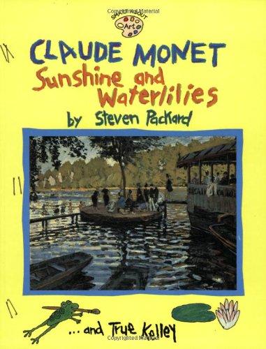 Claude Monet Sunshine Waterlilies Smart product image
